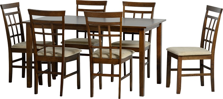 The Kendall Dining Room Set From The Kendall Dining Room Collection Is A  Traditional Styled Set